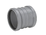 Uponor HTP, Skjutmuff, 50mm, PP