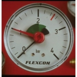 Flexcon 63 MR Manometer.