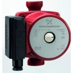 Grundfos Tappvarmvattenpump, UP 20-30N, G32, bl=150mm