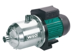 Wilo pumpst mp 304 1-f