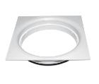 FHP13, F�rh�jningsring, square, 150x13, ABS-plast