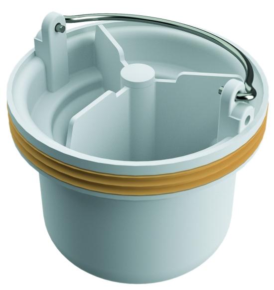 Omtalade Flexi NOOD, Vattenlåsinsats, vattenlås,luktstopp,backventil, DN XM-02