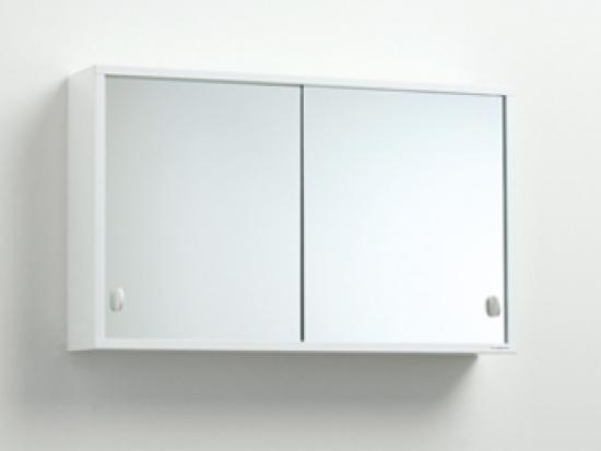 Tvilling 1, Badrumsskåp, vit, lack Duschutrustning Dusch