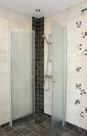 Omtyckta Succe rak chrome 60x60 screen | Duschväggar - Dusch - Sanitet FI-89